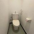 ウォームレットつきトイレ。ウォシュレットへの交換も対応OK