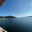バルコニーからは瀬戸内海が一望できます。