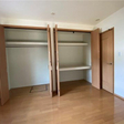 北東洋室の収納は2間とたっぷり収納できます