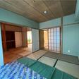 和室はふすまを開けると広々と使えます。