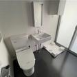 トイレ、洗面台、室内洗濯機置き場
