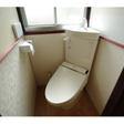 洋式トイレにリフォームしました