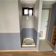 玄関横の室内洗濯機置き場