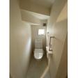 階段下のトイレ