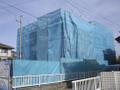2013/01/17 3月中旬完成予定 新築テラスハウス