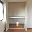 洋室収納 (つくば市 賃貸アパート)