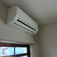 エアコンが一基設置されています 参考写真