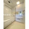 大きな浴槽のバスルーム(追い炊き・浴室乾燥機付き)