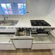 浄水器・食洗器付きシステムキッチン、家事をサポートします。