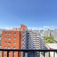 14階建て11階部分、陽当たり・眺望良好