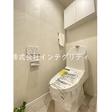 節水型の温水洗浄トイレ