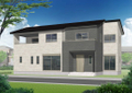 2021/03/07 美茂呂町に延床面積40坪 5SLDKの新築住宅が登場♬