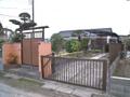 2011/01/01 山武郡大網白里町下ヶ傍示 土地(古家付) が販売終了致しました。